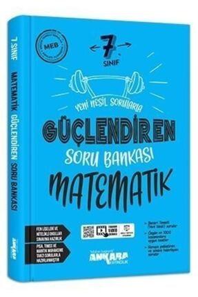 Ankara Yayıncılık 7.sınıf Güçlendiren Matematik Soru Bankası 0