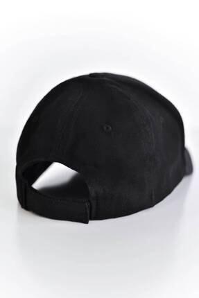 Addax Kadın Siyah Unisex Şapka ŞPK1007 - AKS ADX-0000022027 3