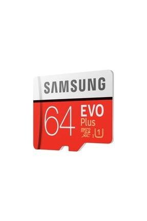 Samsung Sd Adaptörlü Evo Plus Microsd Hafıza Kartı 64gb 1