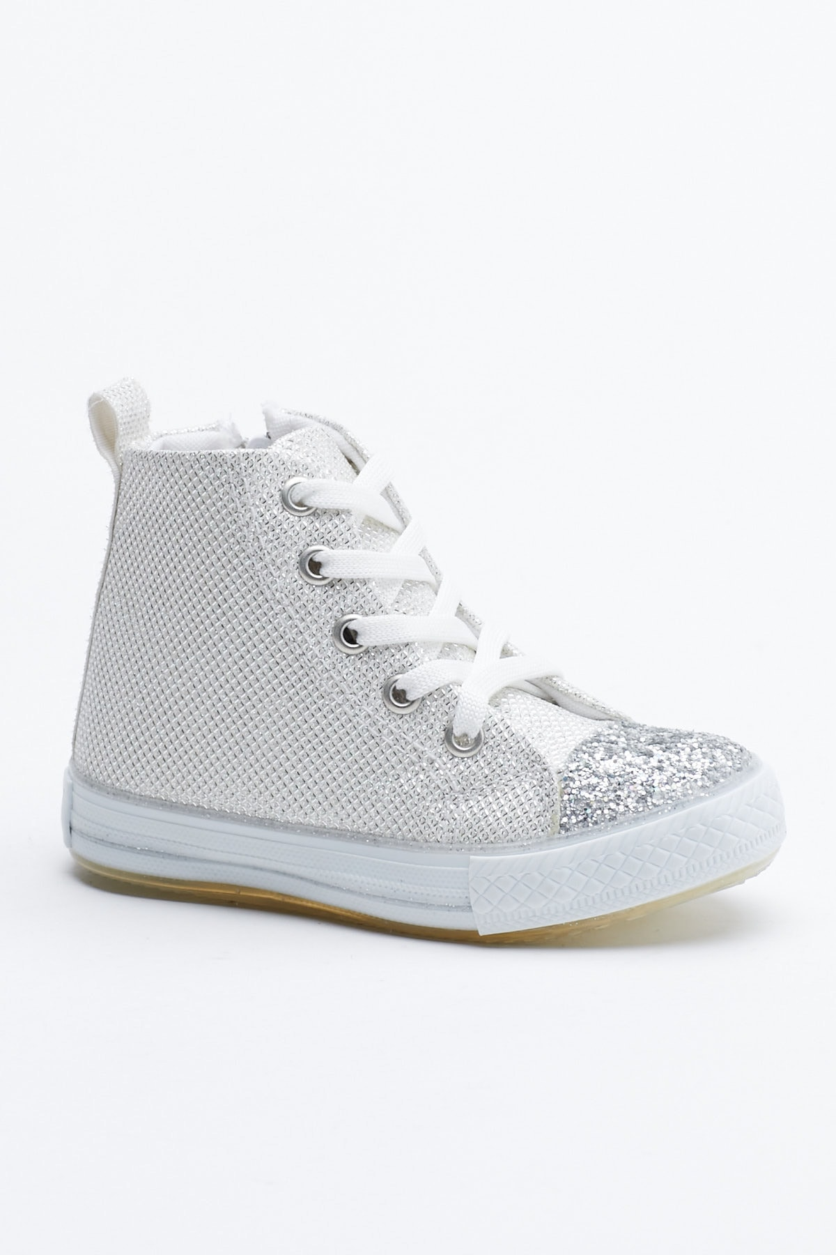 Tonny Black Buz Çocuk Spor Ayakkabı Uzun Tb999 0