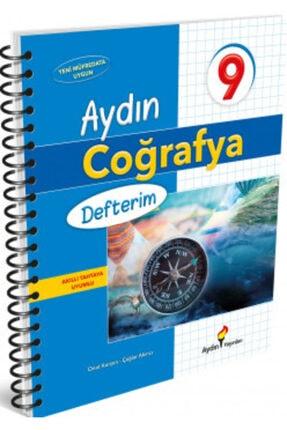 Aydın Yayınları 9. Sınıf Coğrafya Defterim 0