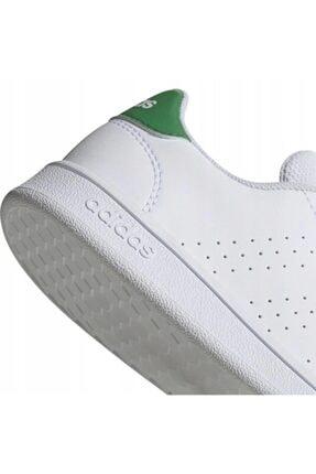 adidas ADVANTAGE C Beyaz Erkek Çocuk Sneaker Ayakkabı 100481637 3