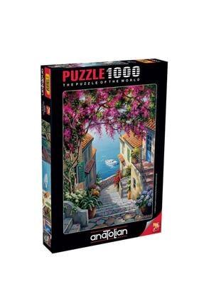 Anatolian Puzzle 1088 Kıyı Merdivenleri 1000 Parça Puzzle 0