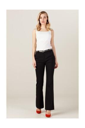 Ekol Ispanyol Paça Kadın Pantolon 0