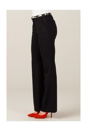 Ekol Ispanyol Paça Kadın Pantolon 4