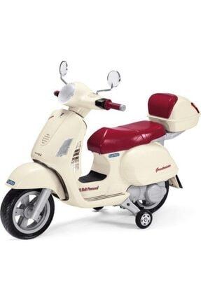 Peg Perego Vespa Akülü Motorsiklet 82250