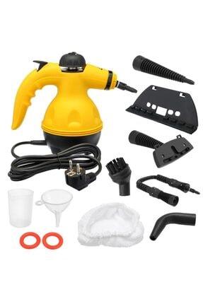 ELECTROZONE Steam Cleaner Antibakteriyel Çok Fonksiyonlu Buharlı Temizleyici Dezenfeksiyon Makinesi 0