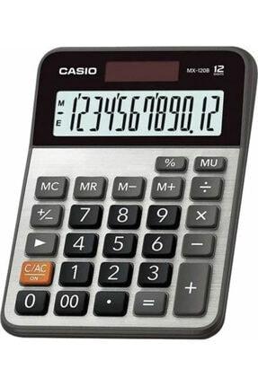 Casio Mx-120b 12 Hane Masa Üstü Hesap Makinesi 0
