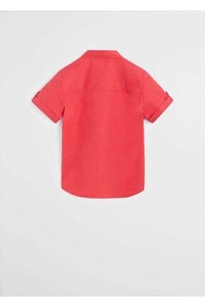 Mango Kısa Kollu Gömlek 67060521 1