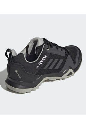 adidas Siyah Kadın Outdoor Ayakkabısı Ef3510 Terrex Ax3r Gtx W 3