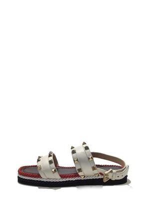 Sofia Baldi Hakiki Deri Klasik Topuklu Ayakkabı Sfb19y-74680 106 3