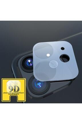 JACQUELYN Apple Iphone 11 Kırılmaz 6.1 Inch 9d Kamera Koruma Camı 0