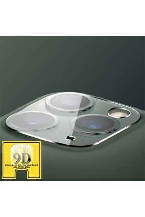 Ally Mobile Iphone 11 Pro 11 Pro Max Full Tempered Kamera Koruyucu Kırılmaz Cam - Şeffaf 3