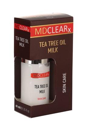 MDCLEARx Çay Ağacı Sütü (TTOMİLK) 0