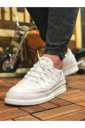 Chekich Ch Ch040 Bt Erkek Ayakkabı Beyaz 1