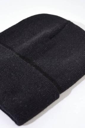 Addax Kadın Siyah Şapka Şpk12835 - Aks -e5 ADX-0000020470 3