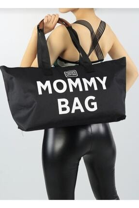 Neva Çanta Siyah Anne Bebek Bakım Çantası Mommy 0