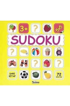 Teleskop Popüler Bilim Sudoku 5x5 Sarı Kitap 0