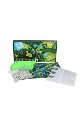 EA Oyuncak Kelime Oyunu Yerli Üretim Scrabble Kelime Üretme Oyunu 1