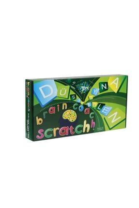 EA Oyuncak Kelime Oyunu Yerli Üretim Scrabble Kelime Üretme Oyunu 2