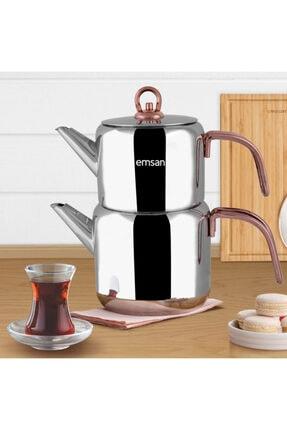 Emsan Miras Çaydanlık Takımı 0