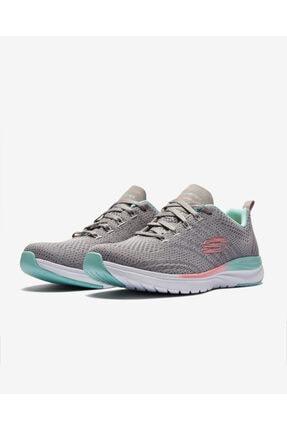 Skechers Kadın Gri Spor Ayakkabı 2