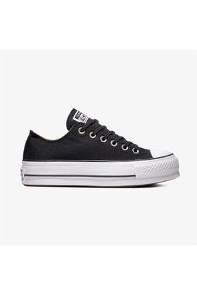 Converse Kadın Siyah Chuck Taylor All Star Lift Sneaker 560250c 4