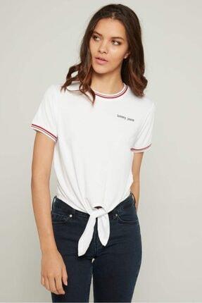 Tommy Hilfiger Connected Basic Women T-shirt Kadın T-shirt 0