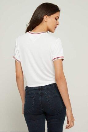 Tommy Hilfiger Connected Basic Women T-shirt Kadın T-shirt 2