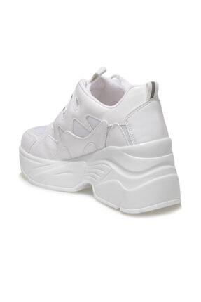 Butigo 21S-0491FX Beyaz Kadın Fashion Sneaker 101014296 2
