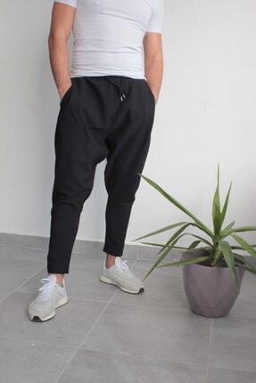 BAYKİM Şalvar Model Pantolon Siyah Renk 3