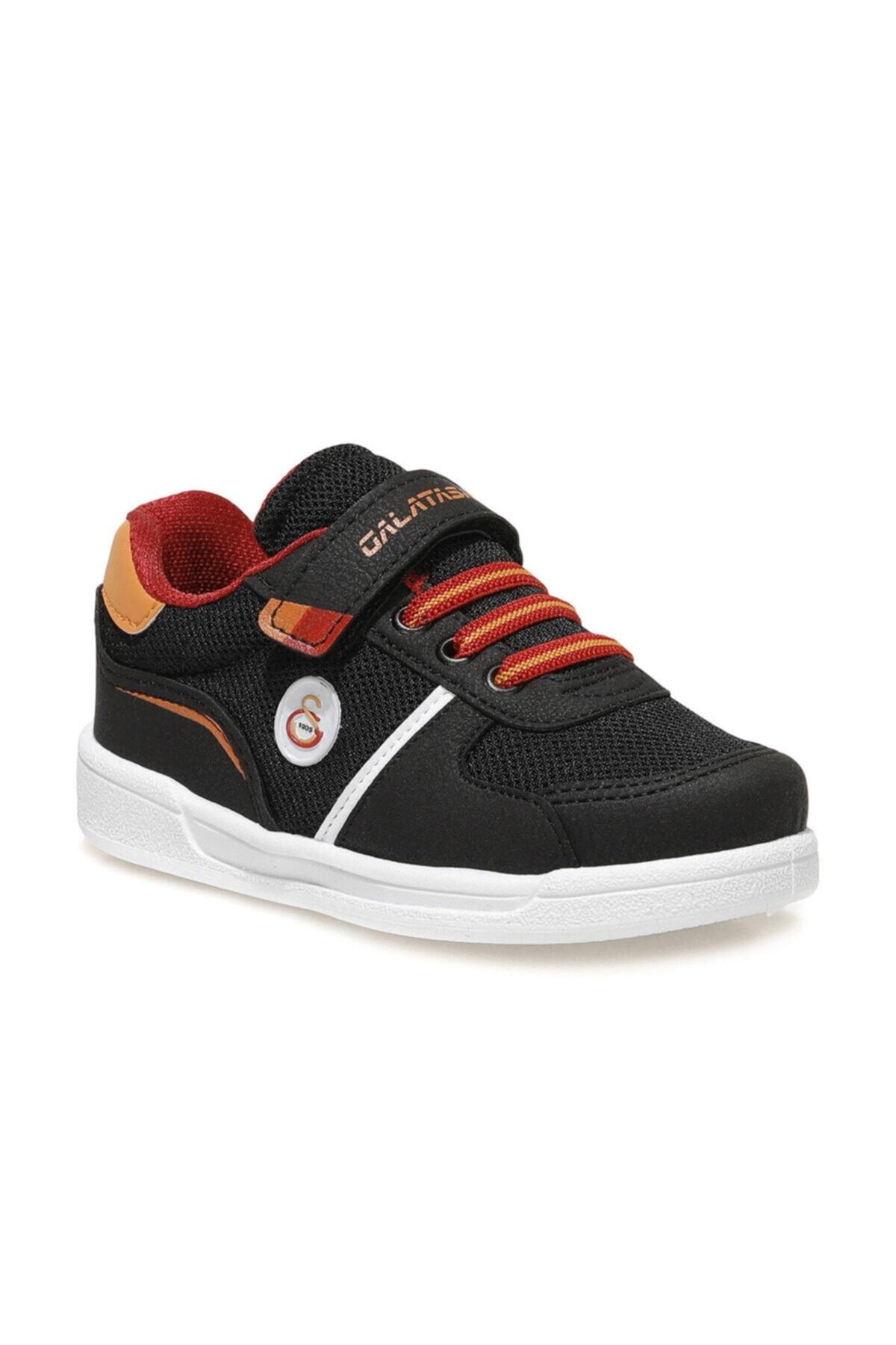 KREJA GS 1FX Siyah Erkek Çocuk Sneaker Ayakkabı 101013814