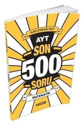 Hız Yayınları Ayt Son 500 Soru Matematik 0