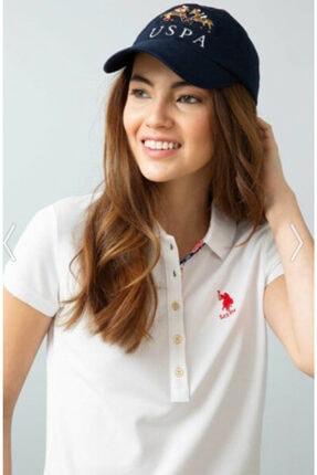 US Polo Assn Kadın Us Polo Assn Kadın Polo Yaka T-shirt G082sz011.000.734021 1