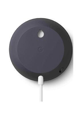 Google Nest Mini 2.nesil Akıllı Ev Asistanı Hoparlör Siyah 3