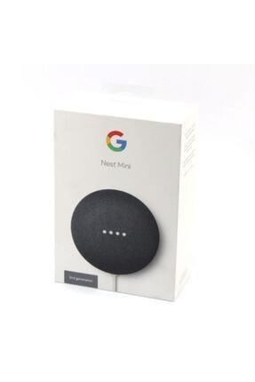 Google Nest Mini 2.nesil Akıllı Ev Asistanı Hoparlör Siyah 4