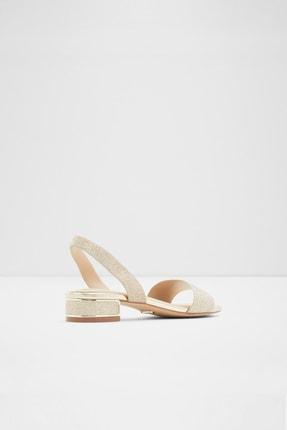 Aldo Kadın Altın Sandalet 1