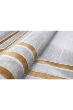 RUG PAGE Gold Modern Kaliteli Dekoratif Salon Halısı Çerçeve Elit 1