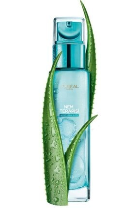 L'Oreal Paris L'oréal Paris Nem Terapisi Aloe Vera Suyu Kuru Ve Hassas Ciltler Için 2'li Set 2