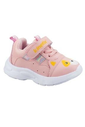 Kinetix TOYZ 1FX Pembe Kız Çocuk Spor Ayakkabı 100606316 0