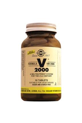 Solgar Vm 2000 Multi Vitamin 180 Tablet 0