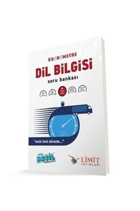 Limit Yayınları Tyt Kronometre Dil Bilgisi Soru Bankası 0