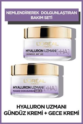 L'Oreal Paris Hyaluron Uzmanı Gündüz & Gece Kremi Hyaluron Set 0