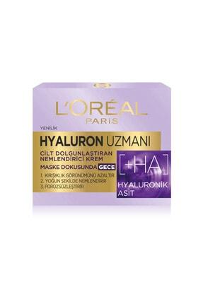L'Oreal Paris Hyaluron Uzmanı Gündüz & Gece Kremi Hyaluron Set 2