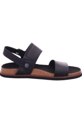 Timberland Erkek Siyah Amalfı Vıbes 2band Sandalet 2