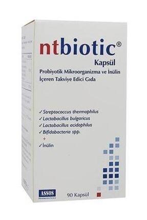 Assos Ntbiotic 90 Kapsül 0
