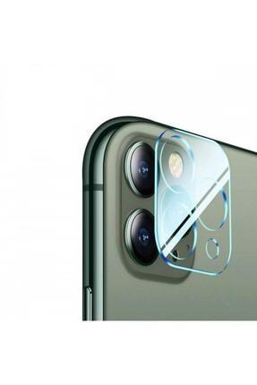 Telehome Iphone 12 Pro Uyumlu Max Kamera Koruyucu -9d Kırılmaz Cam Lens Koruma 0