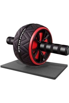 Cooltech Ab Roller Egzersiz Fitness Tekerleği Ab Wheel Karın Kası Kondisyon Spor Aleti 0