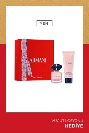 Giorgio Armani My Way Edp Kadin Parfüm Seti 30 Ml 3614273375764 0
