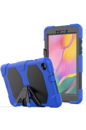PHONACS Samsung Galaxy Tab A8 Sm-t290 Ekran Koruyuculu Stantlı Tam Koruma Tank Tablet Kılıfı 0
